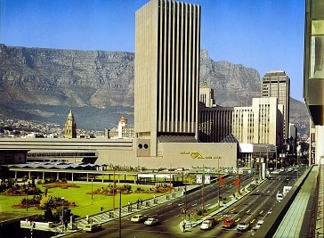 Golden Acre Shopping Centre in Cape Town