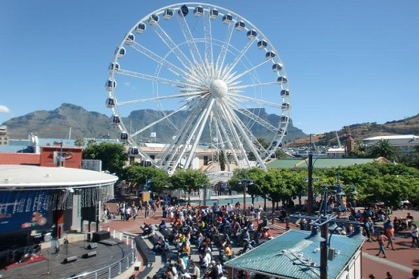 The Cape Wheel in Cape Town
